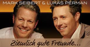 15.2 – MARK SEIBERT & LUKAS PERMAN IN CONCERT @ Stadthalle Wien / F