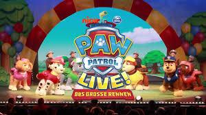 4.4 – Paw Patrol / Das große Rennen @ Stadthalle Wien 10:30 Vorstellung  (Halle F)