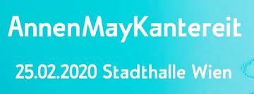 25.2 - AnnenMayKantereit / Tour 2020 @ Stadthalle Wien (Block 75 - REIHE 1 !!)