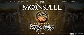 AUF ANFRAGE: 2 Tickets für 21.11 – Moonspell / Rotting Christl / Silver Dust @ Simm City. (Stark Vergünstigt !)