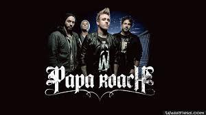 25.2 – Papa Roach x Hollywood Undead / Sitzplatz – Mitte REIHE 1 @ Gasometer Wien