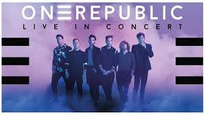 5.11.2020 - OneRepublic @ Stadthalle Wien (Stehplatz - Front of Stage !) - VERSCHOBEN !